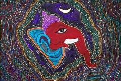 Ganesha, Atman, the Eternal Atom